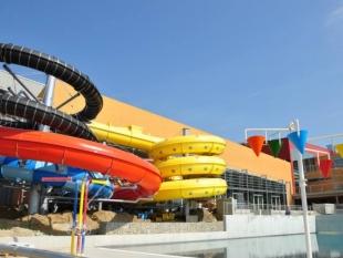 Aquapark moravia cena
